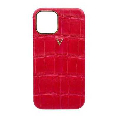 Crocodile-Leather-Case